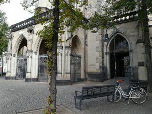 Köln, Agneskirchen, Literatur-Lesung