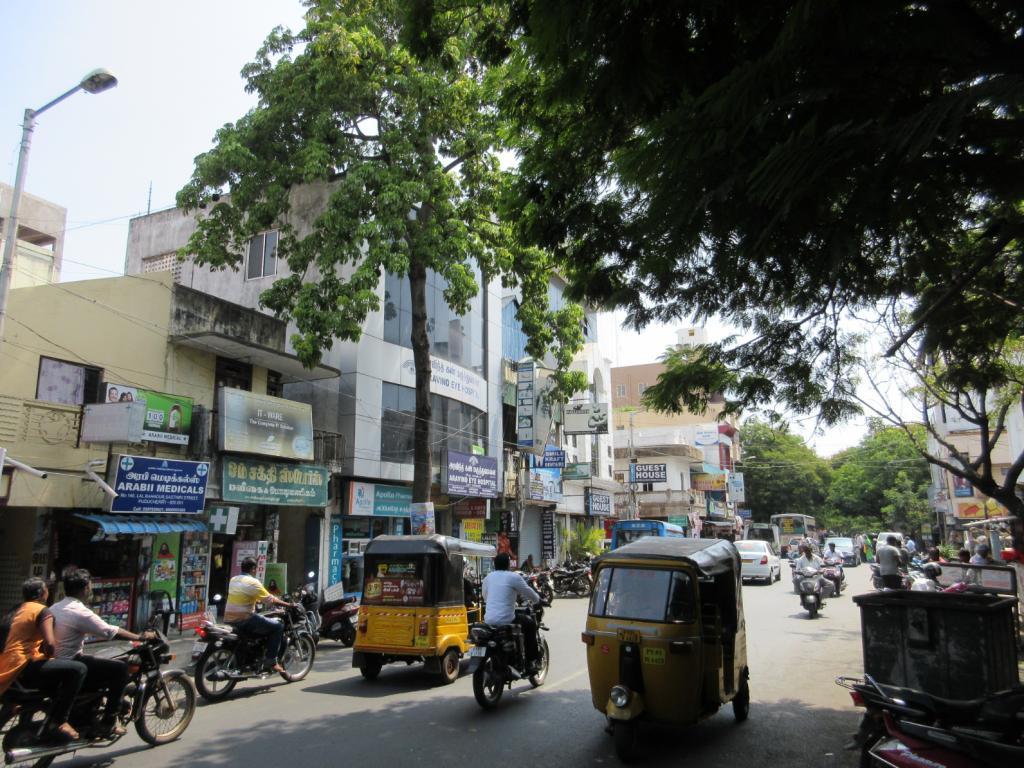 Freiwilliges Soziales Jahr in Indien: mitten drin
