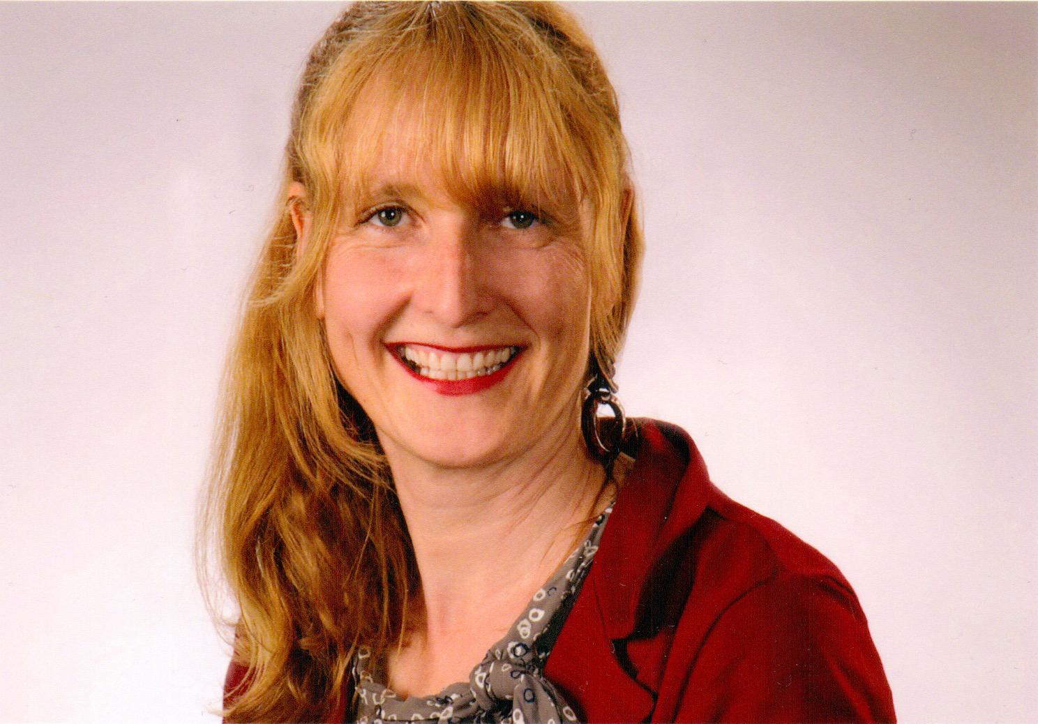 Profilfoto lizensierte Schreibberaterin, Autorin, Rhetoriktrainerin Sigrun Dahmer