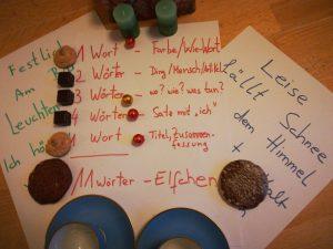 Autobiografisches Schreiben kreative Gedichte zu Weihnachten im Altenzentrum